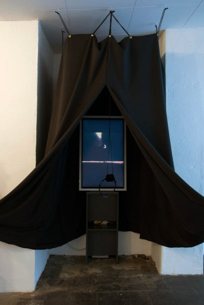 "Exhibition ""TUMBLEWEED - Sommernachmittag"" - Aiko Okamoto, Video Installation"